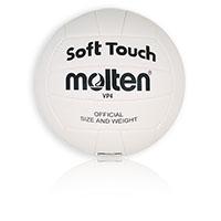 Bola de voleibol Molten em couro sintético cosido VP4