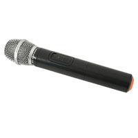 Microfone de mão sem fios VHF Ibiza