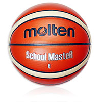 Bola de basquetebol Molten School Master