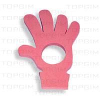 Mão flutuante - 90x70x4,5cm.