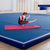 Trave de iniciação para ginástica infantil