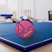 Roller Flip para ginástica Infantil