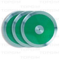 Disco de Atletismo em Aço e Plástico