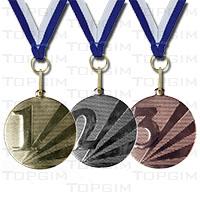 Medalha Ø50mm - Tipo J