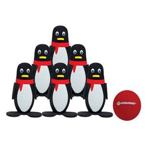Conjunto de Bowling soft Pinguim
