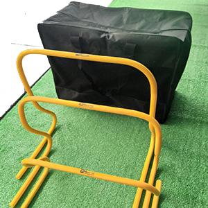 Saco para transporte de mini-barreiras
