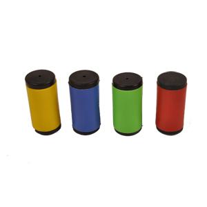 Mini-conector para ligação de blocos plásticos