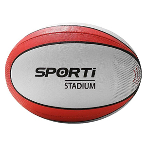 Bola de Rugbi XSports Borracha Regular