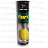 Bola de ténis Dunlop Fort All Court - competição