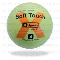 Bola de Voleibol XSports Borracha Celular