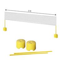 Kit badminton / voleibol escolar