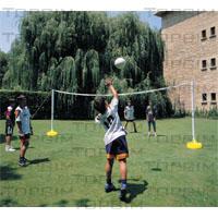 Kit de ténis e voleibol