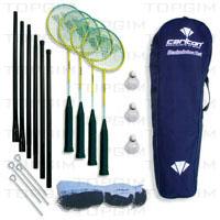 "Conjunto para a prática de badminton ""Carlton"""