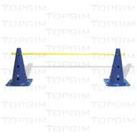 Kit de obstáculos regulável 3 alturas