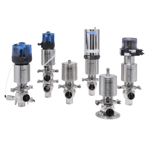 TOP-FLO® Air Operated Flow Control Valves