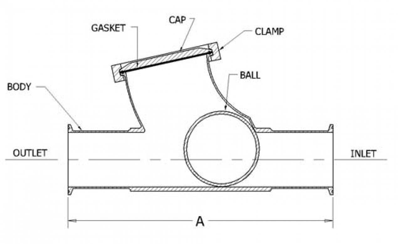 4 U0026quot Dual Plate Wafer Check Valve Wiring Diagram