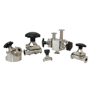 TOP-FLO® Diaphragm Valves