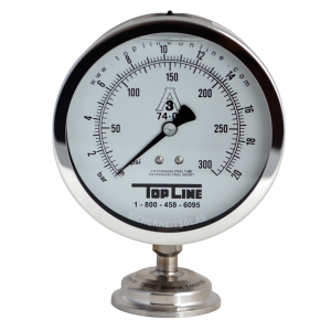 Sanitary Pressure Gauges (3-A)