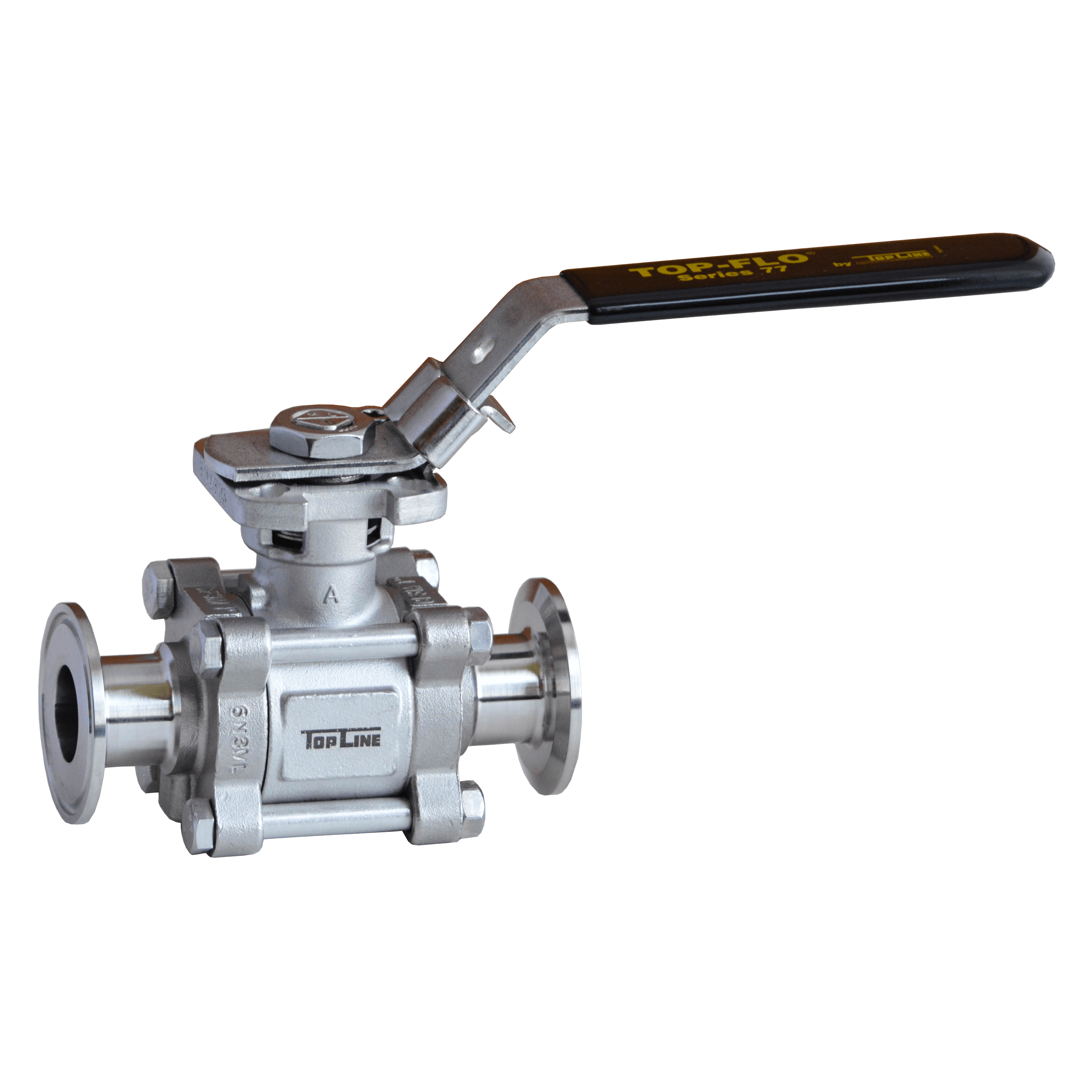TOP-FLO® Series 77 Ball Valves