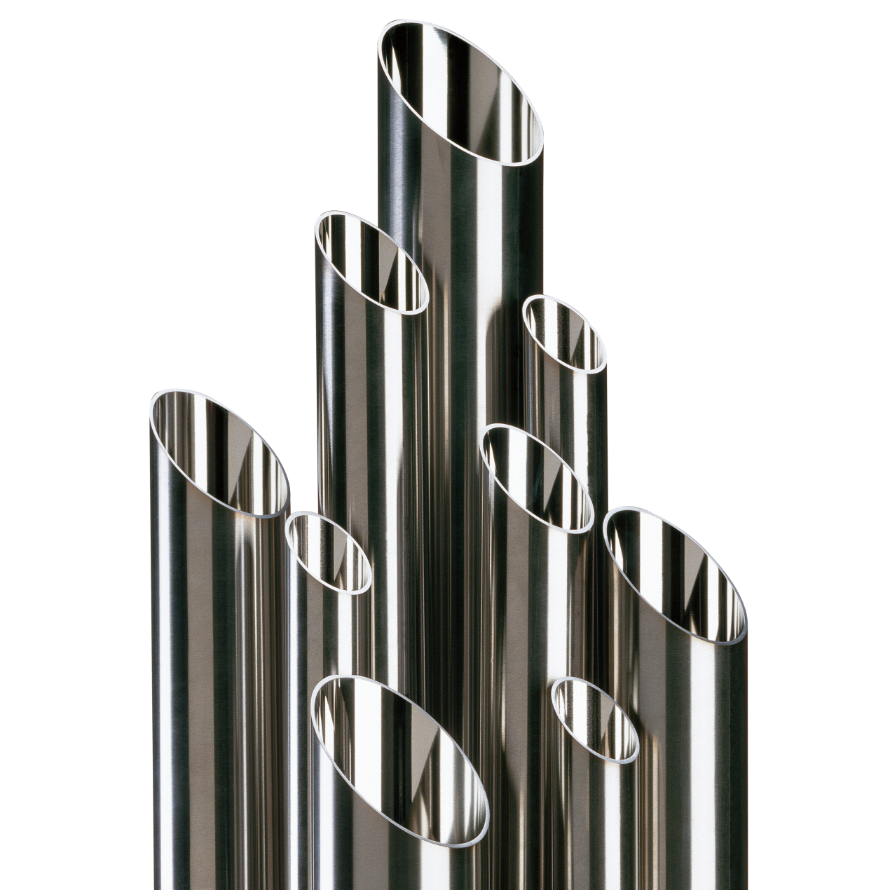 2 1 Stainless Steel Welded BPE Tubing 316L Polished 15Ra EP ID