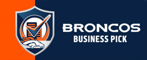 Broncos Business Pick
