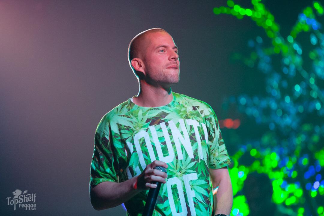 Collie Buddz 420 Weekend Top Shelf Reggae