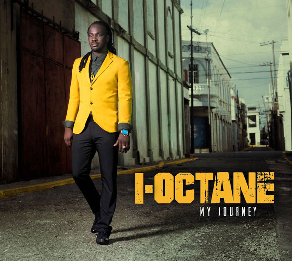 """My Journey"" new album release by I-Octane"