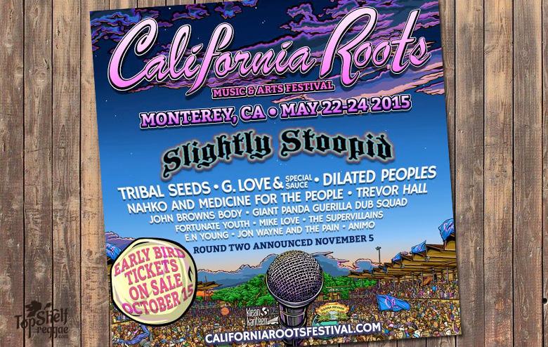 California Roots 2015