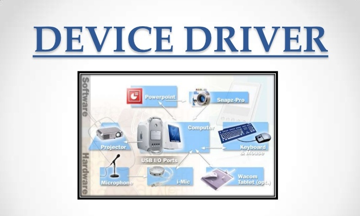 Common system device driver errors