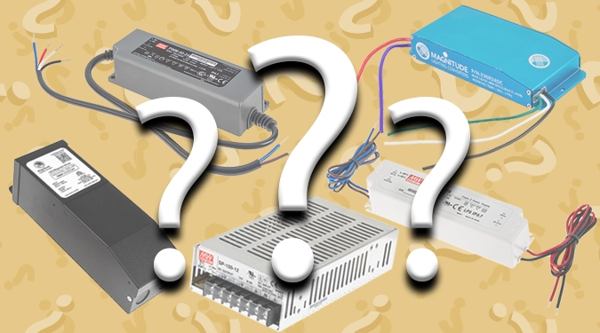 What is a power supply and how do I choose one?