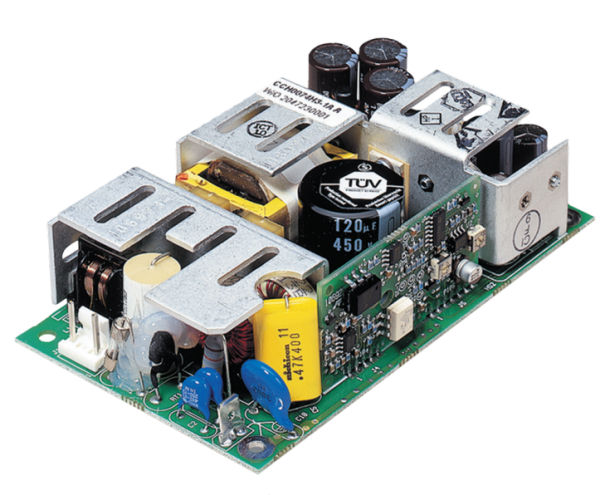 What is a power supply correction?