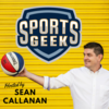 Sports Geek podcast cover photo