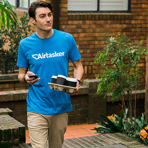 Airtasker Coffee Delivery