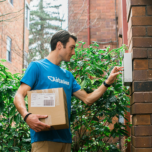 Airtasker Delivery Small Parcel