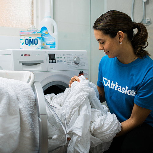 Airtasker Laundry Folding