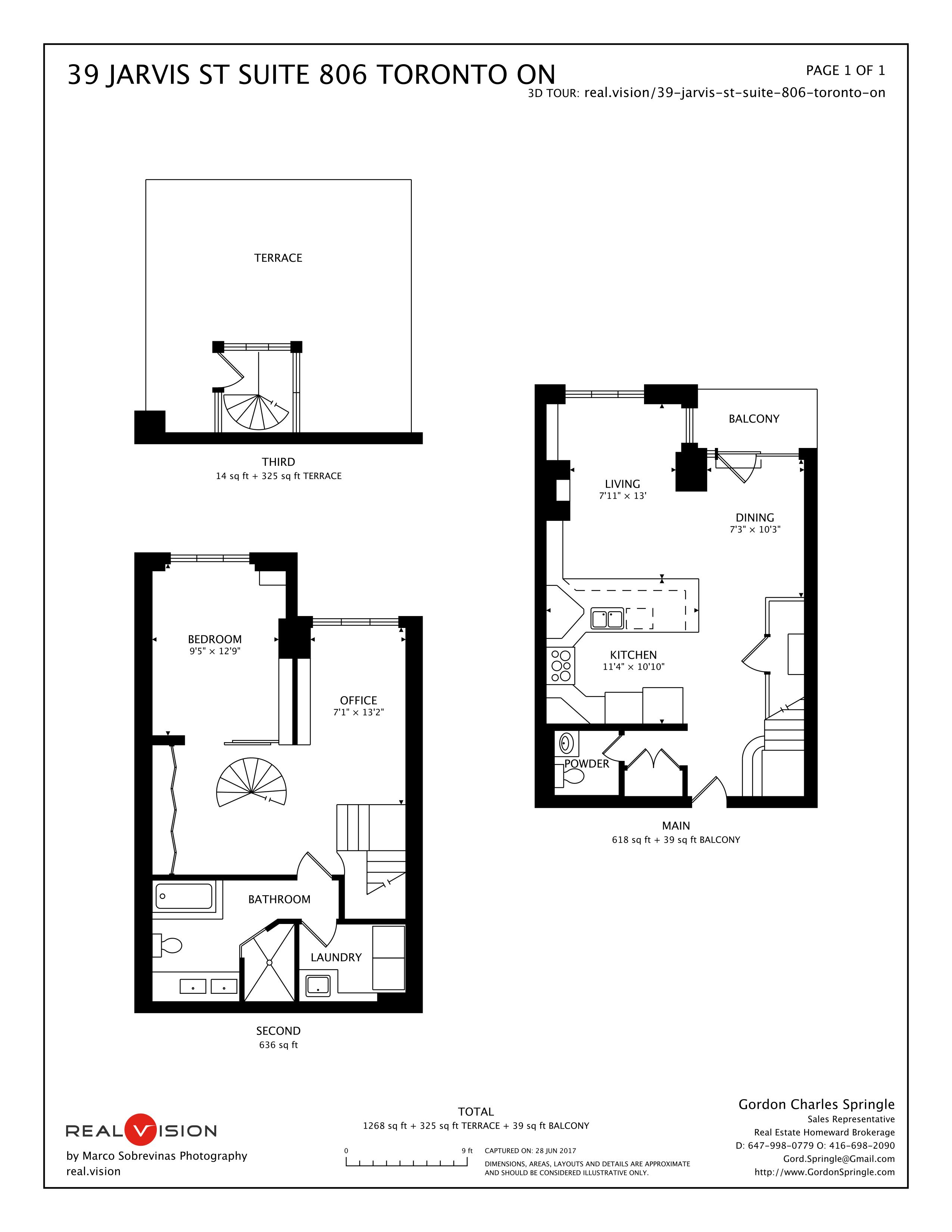 39 Jarvis St Suite 806 Toronto ON