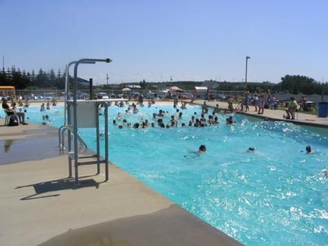 Piscines plages et baignade en mauricie 10 sites o se - Camping lac aiguebelette avec piscine ...