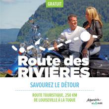 Travel guide: Route des rivières de la Mauricie