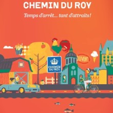 Carto-guide du Chemin du Roy 2014-2015