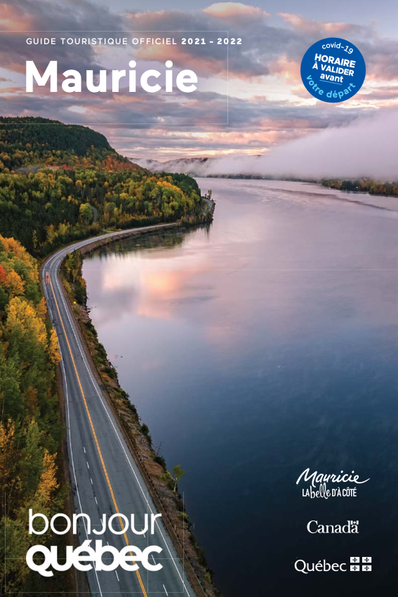 2021-2022 MAURICIE OFFICIAL TOURIST GUIDE