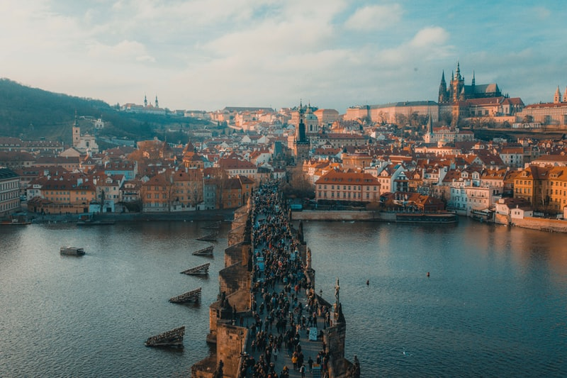 The Best Places to Visit in Europe in October-Prague