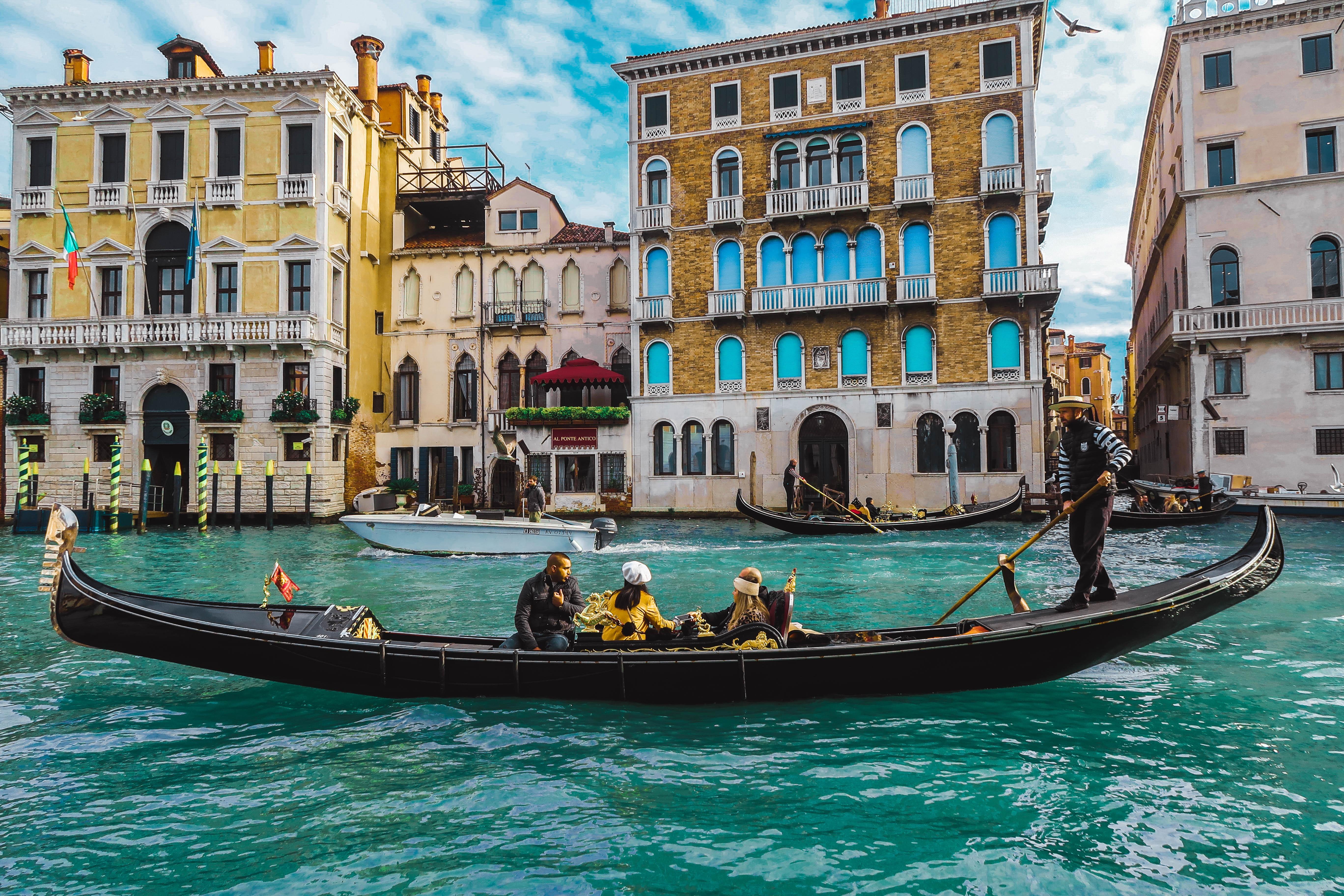 Venice Romantic Things