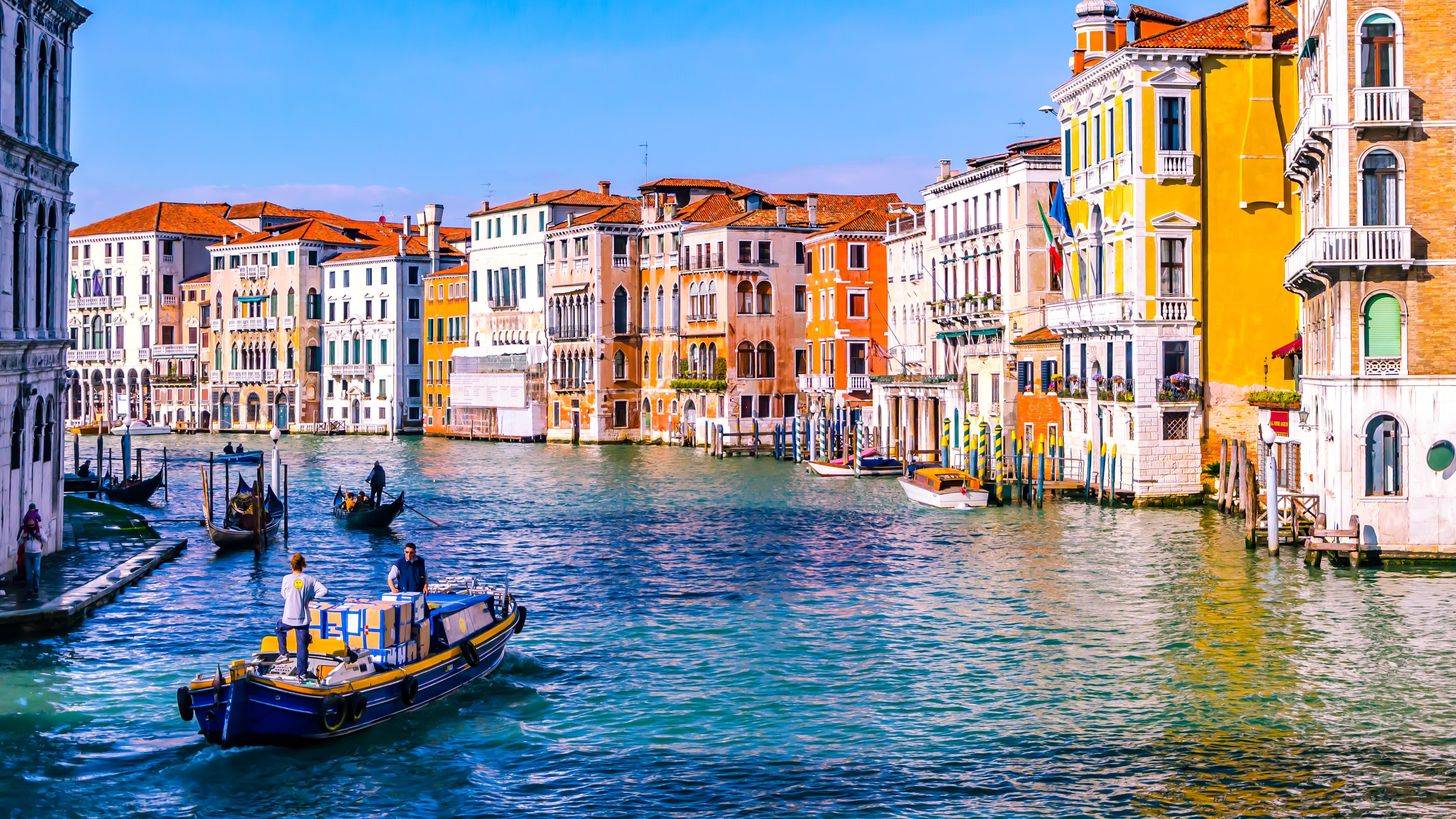 Venice in November events