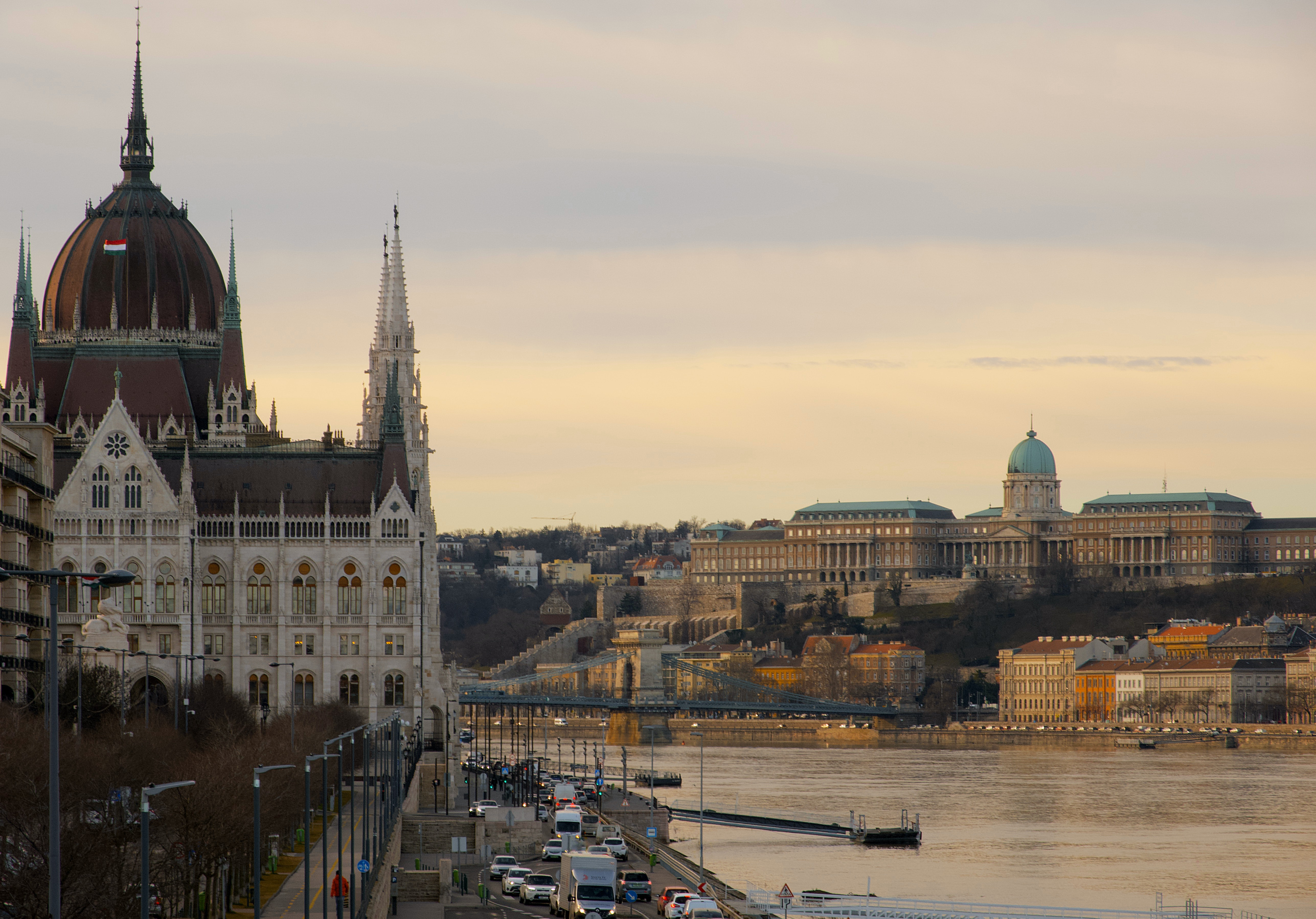 best time to visit budapest