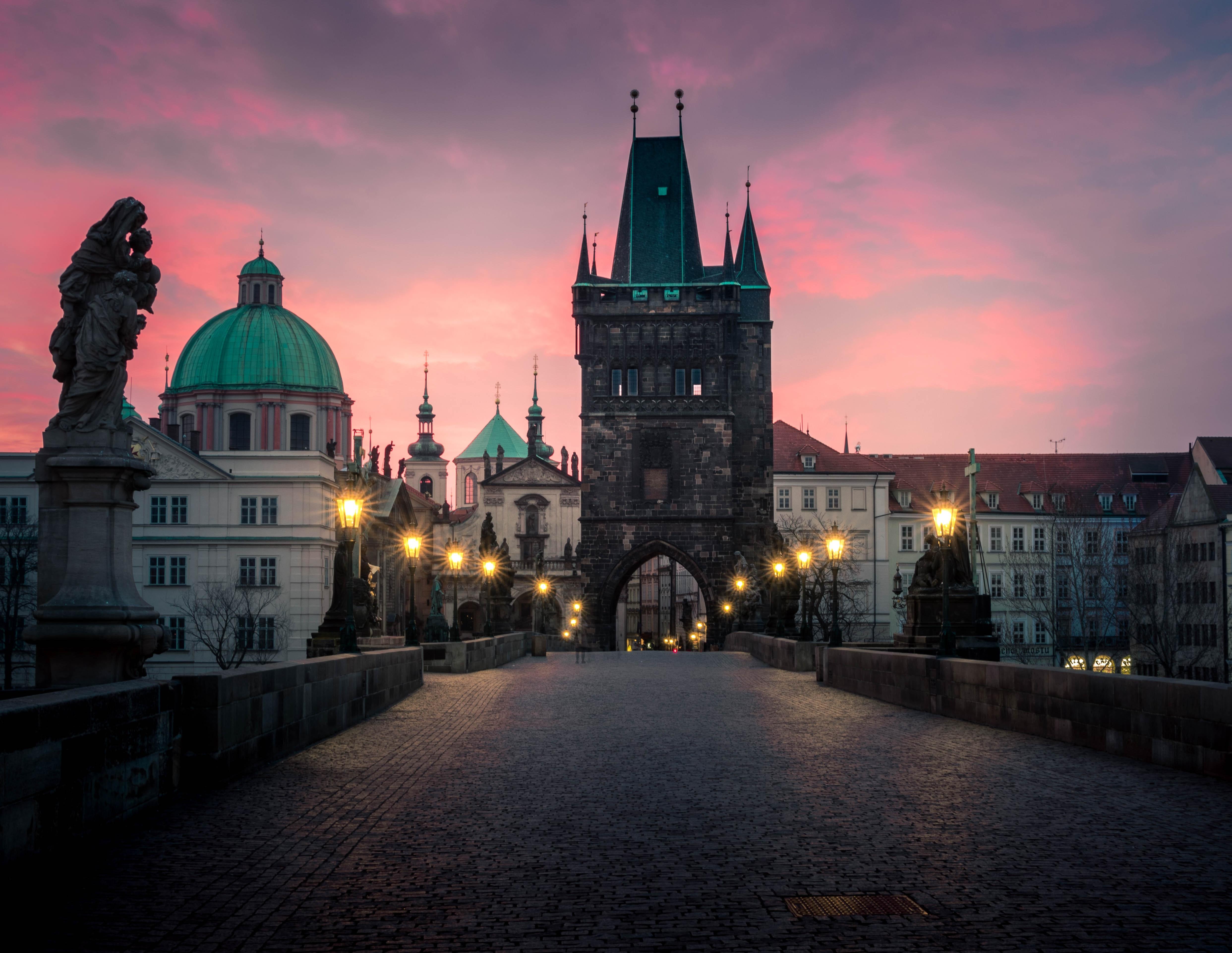 best time to visit Prague