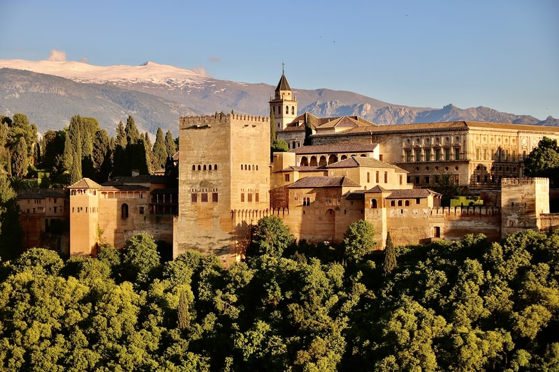 The Best Places to Visit in Europe in October- Granada