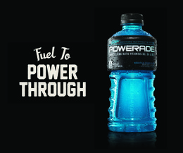 Powerade fuel ad 300 x 250