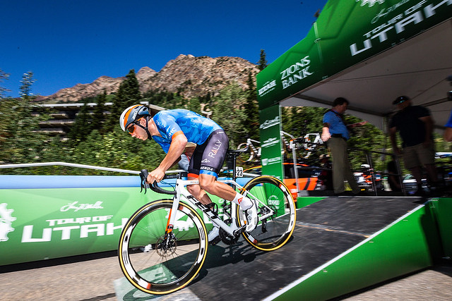 2019 Tour of Utah Prologue Gallery