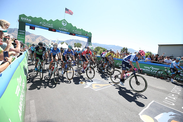 2019 Tour of Utah Stage 1 Gallery
