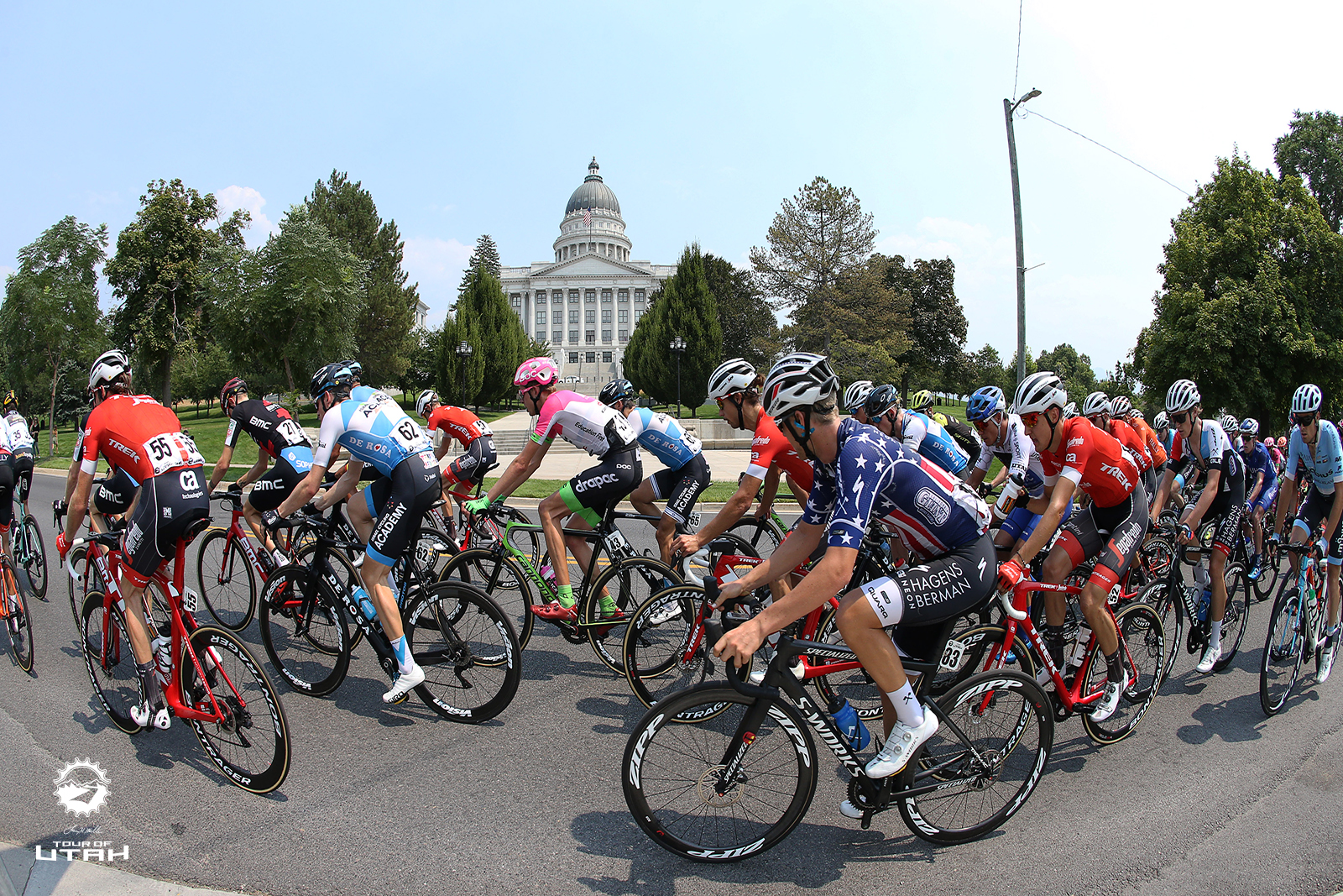 Tour of Utah Stage 7 Gallery